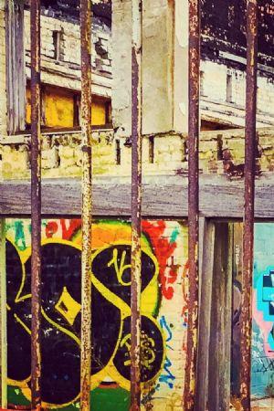 Art Behind Bars I