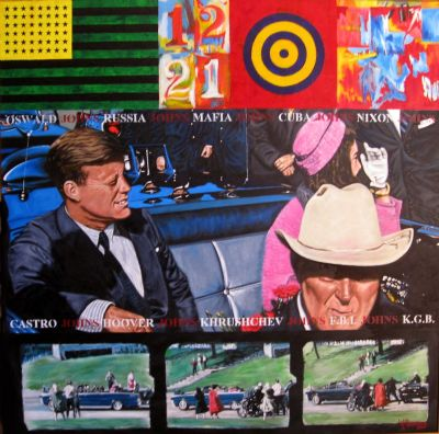 Who's Responsible? The Grassy Knoll Revisited