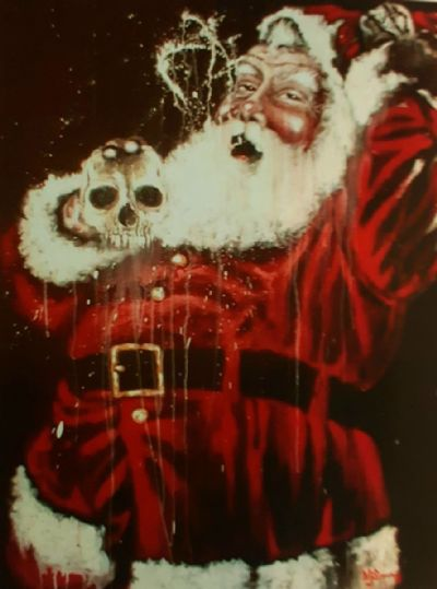 Santa Brings the Gift of Death