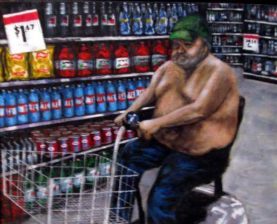 Scenes from WalMart