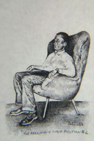 The Reclining Chair Position #2